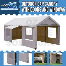 NEW Gazebo Marquee Vehicle Canopy Wedding Car Port Shade Market Display Tent