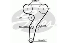 GATES Kit de distribución FIAT PUNTO BRAVO ALFA ROMEO GT 156 LANCIA K055429XS