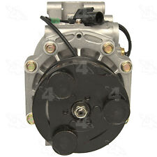 New A/C Aftermarket Compressor And Clutch 78483