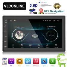 "VLCONLINE Pantalla Android 8,1 coche Multimedia Player 2 din 7 """