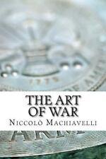 The Art of War by Niccolò Machiavelli (2015, Paperback)