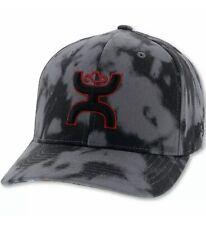 HOOEY Men's Hat Chris Kyle Black Camo Flexfit Hat S/M