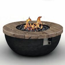 Foremost Outdoor Gas Fire Pit Table - Bowl