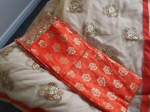 Indian punjabi suits salwar unstitched