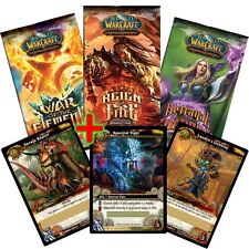 Warcraft Booster + exra lote edición (Spectral Tigre, Feldrake, El Pollo Grande