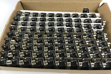 QTY 91 AMPHENOL FCi LD09P13R4GV00LF 9 POSITION CONNECTORS FREE SHIPPING