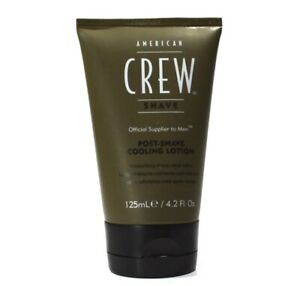 AMERICAN CREW SHAVE Post Shave Cooling Lotion 4.2 oz