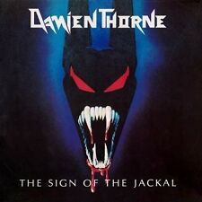 DAMIEN THORNE - The Sign Of The Jackal CD