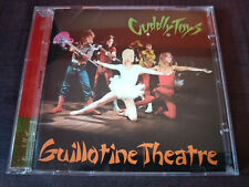 CUDDLY TOYS - Guillotine Theatre CD + DVD New Wave / Punk