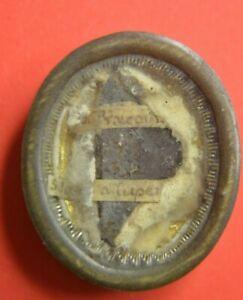 RELIQUIEN relic reliquary reliquia RELIQUE relicario San GIUSEPPE DA COPERTINO