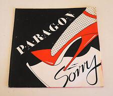 """Paragon - Sorry 1987 Australia 7"""" 45 Oz Metal Rarity Private  ILLUSION WR002"""