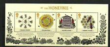 (#1111) GB 2015 HONEY BEES MINI SHEET  MNH