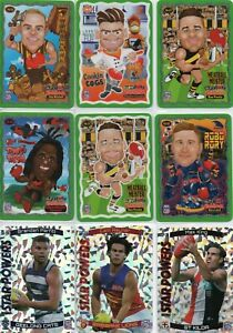 2021 Teamcoach Mixed Inserts Straight from the Pack x 36 No Doubles Lot 10
