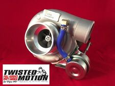 TWISTED MOTION V2 GT2871 TURBOCHARGER S13 S14 240SX SR20DET COMPETITION TURBO!