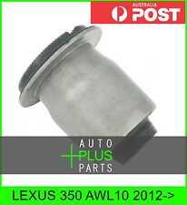 Fits LEXUS 350 AWL10 Arm Bushing For Rear Arm