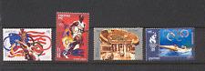 Lesotho 1996 Olympics/Sports/Flag/Basketball 4v  n17077