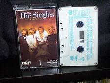 ABBA THE SINGLES – THE FIRST TEN YEARS - RARE AUSTRALIAN CASSETTE TAPE NM