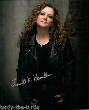 Laurell K. Hamilton Writer Anita Blake Vampire Hunter  8 x 10 Autograph Reprint