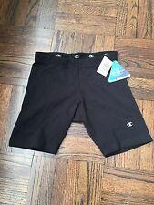 Nwt Black Champion Athletic Fitness Shorts Size S
