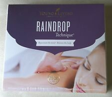 YOUNG LIVING Essential Oils - Raindrop Technique Essential Oil Collection - NEW
