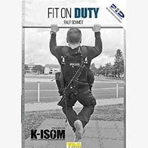Buch Fit on Duty – Ralf Schmid körperliche & geistige Fitness Polizei Training