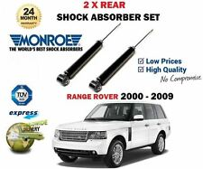 FOR LAND ROVER RANGE ROVER LM 2000-2009 2 X REAR AXLE SHOCK ABSORBER SHOCKER SET