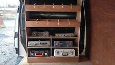 VW T6  Van Racking Van Plywood Shelving Storage for Accessories