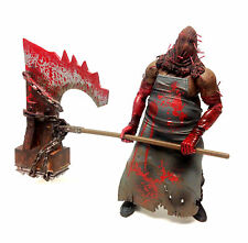 "Resident evil - 6"" bourreau majini zombie axe homme horreur video game figure"