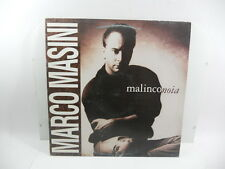 MARCO MASINI MALINCONOIA DISCO LP 33 GIRI VINILE