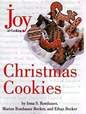 Joy of Cooking Christmas Cookies, Becker, Ethan, Becker, Marion Rombauer, Rombau