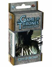 A Game Of Thrones Lcg City Of Secrets Chapter Pack Revised Edition FFG GOT43E