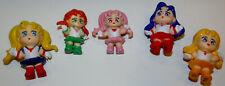 "5 Sailor Moon 1995 New Ray  2  "" pvc figures"