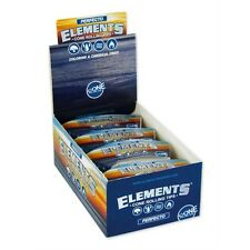 ELEMENTS PERFECTO CONE FILTER ROLLING TIPS 24 BOOKLETS FULL BOX