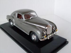 1954 Bentley R-Type Gris + Vitrine, Yat Ming Modèle 1:43