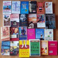 24 Bücher Romane Belletristik Reportagen Humor Roche Sparks Hauptmann Safier