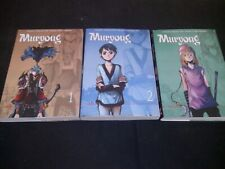 Muryong Vol.1,2 & 3 de LEE Nan-Soo - Booken