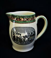 VTG Adams Transferware Tour of Dr Syntax Search for the Picturesque Jug Pitcher