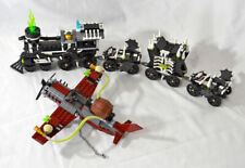 9467 The Ghost Train - LEGO Monster Fighters Set - Free Shipping - 100% Complete