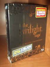 The twilight saga - 5 blu-ray digipack