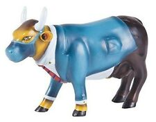 COW PARADE DR. MOO D. BROWN COLLECTIBLE FIGURINE 47437