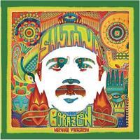 SANTANA Corazon Deluxe Version CD/DVD BRAND NEW