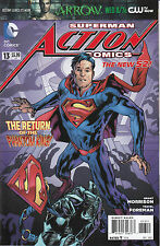ACTION COMICS 13...VF/NM...2012...Grant Morrison...Bargain!