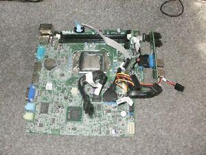 Dell Optiplex 7010 USFF Motherboard i3 CPU DP/N 0V8WGR Tested OK Ref 1