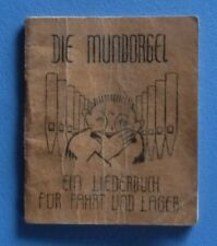 Die Mundorgel, alte Ausgabe, CVJM Kreisverband Köln