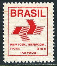 Brazil 2218, MNH. Definitive. First class intl. letter postage rate, 1989