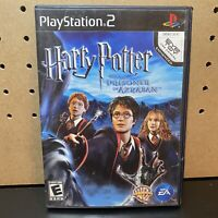 PS2 Harry Potter and the Prisoner of Azkaban (Sony PlayStation 2, 2004) Tested