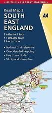 South East England by AA Publishing (Sheet map, folded, 2017)