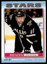 2012-13 O-Pee-Chee Stickers Brenden Morrow #S-34