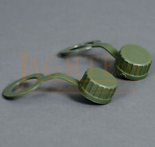 "1"" Pour Hole CAP - 2 Pack - Olive Drab - fits Scepter or LCI Military WATER Cans"