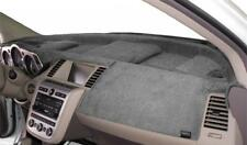 Fits Nissan Titan 2004-2005 No Nav Velour Dash Cover Mat Grey